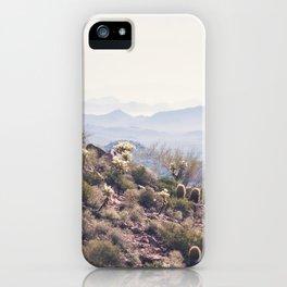 Superstition Wilderness of Arizona iPhone Case