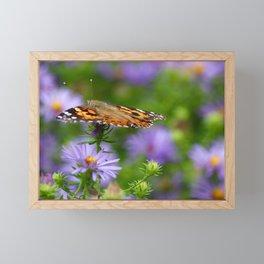 Finding Balance Framed Mini Art Print
