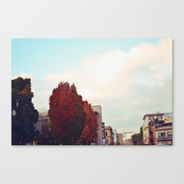 One of these Days Canvas Print