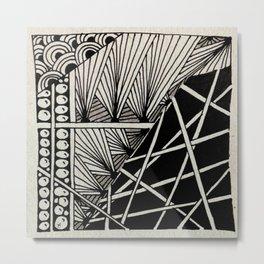 ZTA 15 Metal Print