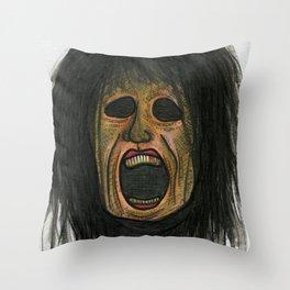 Good Hair Day Throw Pillow