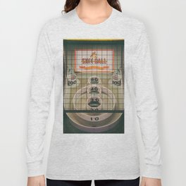 Skee Ball Game Long Sleeve T-shirt