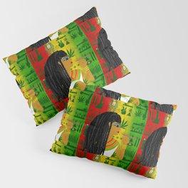 Cleopotra Reggae #1 Pillow Sham