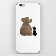 You are my best friend iPhone & iPod Skin