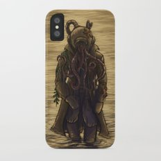 The Octopus Man Rises iPhone X Slim Case