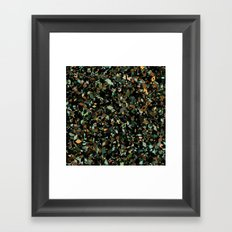 Panelscape: colours from KARMA CHAMELEON 3 Framed Art Print