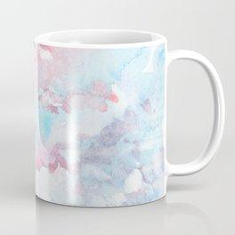 Pink and Blue Clouds . Sky Coffee Mug