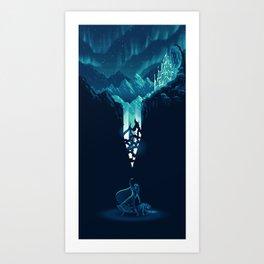 Frozen: The Act of True Love Art Print