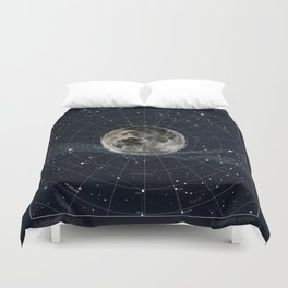 Pathfinder Night Duvet Cover