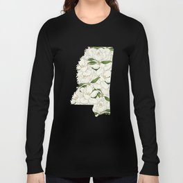 Mississippi in Flowers Long Sleeve T-shirt