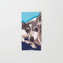 Jasmine Dog Hand & Bath Towel