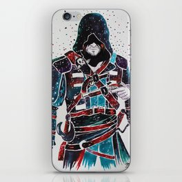 Edward Kenway iPhone Skin