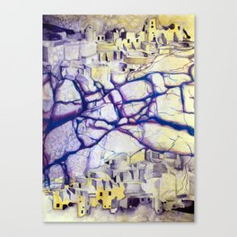 Withstanding Time Canvas Print