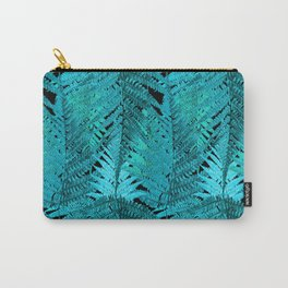 FERN LEAF FOREST  Carry-All Pouch