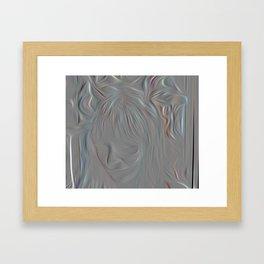WATCHING YOU... Framed Art Print