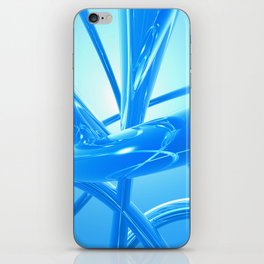 Skyclad iPhone Skin