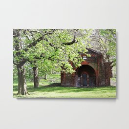 The Old Hospital Metal Print