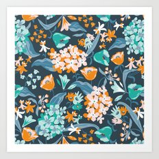 Amilee Art Print