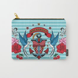 Rockabilly Style No.1 Carry-All Pouch