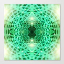 Geometry Dreams : Eternity Canvas Print