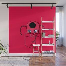 Tikki Pocket Tee Wall Mural