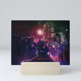 SAO Kirito Mini Art Print