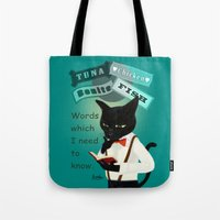 study Tote Bags featuring Study by BATKEI