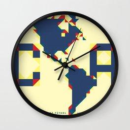 Liga MX: Club América Wall Clock