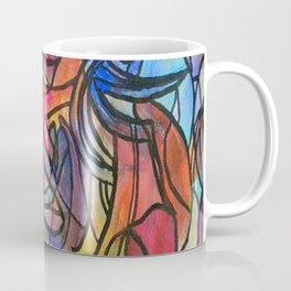 the abstract pen Coffee Mug