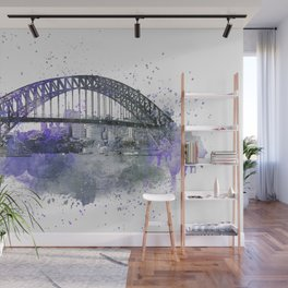 Sydney Harbor Bridge II Wall Mural