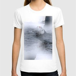 Suffocating or Just Floating? T-shirt