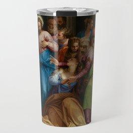 "Veronese (Paolo Caliari) ""The Conversion of Mary Magdalene"" Travel Mug"