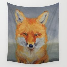 Storm Face, Fox Wall Tapestry