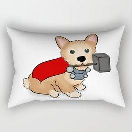 Thorgi: The Hero We All Deserve Rectangular Pillow