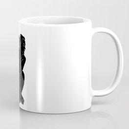 Nude figure illustration - Enid Coffee Mug