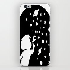 creating the universe iPhone & iPod Skin