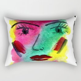 be funky! Rectangular Pillow