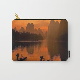 Li River in Guilin China Carry-All Pouch