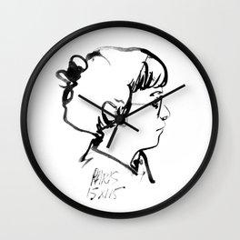Leslie Wall Clock