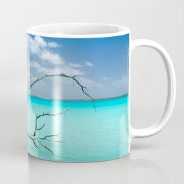 Driftwood in Lagoon Coffee Mug