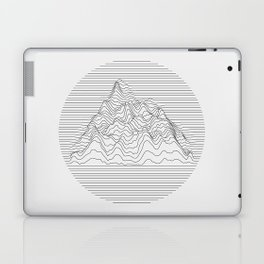 Mountain lines Laptop & iPad Skin