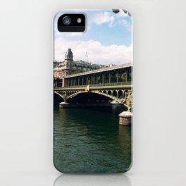 Paris Bridge iPhone Case