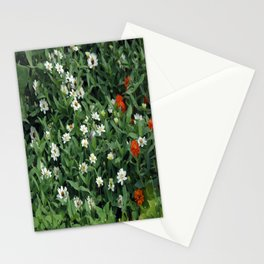 Tiny Flowers Stationery Cards