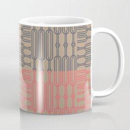 Bosque Gray&Pink Coffee Mug