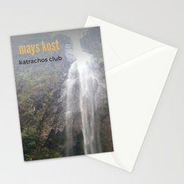 mays kost Stationery Cards