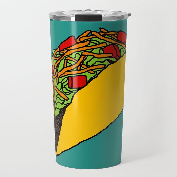 Flock of Gerrys - Taco Travel Mug