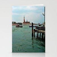 venice Stationery Cards featuring Venice by Art-Motiva