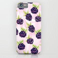 Blackberries Slim Case iPhone 6s