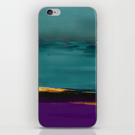 DUNES - Abstract landscape iPhone & iPod Skin