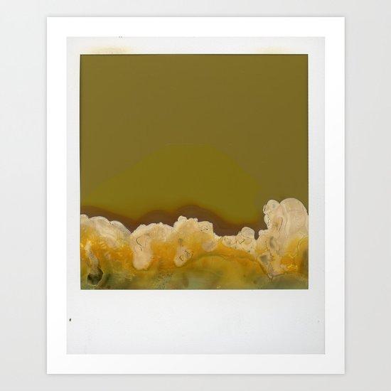 Flop Art Print